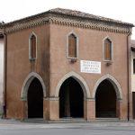 San Giovanni di Casarsa, la loggia comunale XV sec.