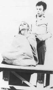 """""""Orgia"""" (1968). Regia di Pier Paolo Pasolini"""