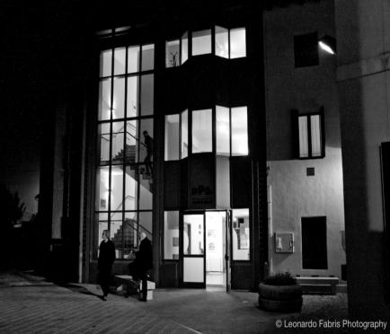 Centro Studi Pier Paolo Pasolini. Foto di Leonardo Fabris (Grafite)