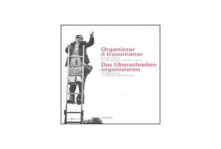 """Organizzar il trasumanar"". Copertina"