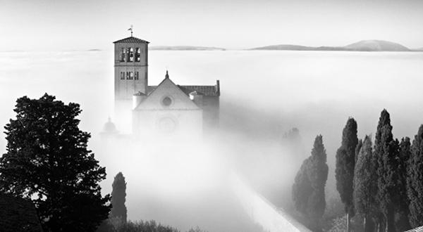 Assisi. Foto di  Elio Ciol