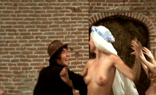Il sogno di Ninetto Davoli / Perkin, fotogramma dal film