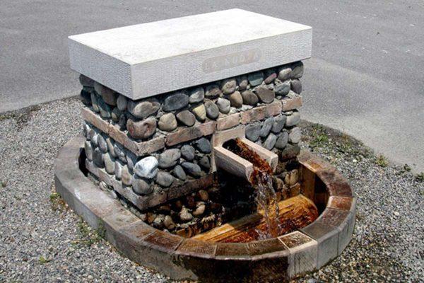La fontana di Versuta
