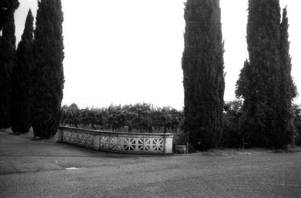 © Giovanna Gammarota, Verso il cimitero di Casarsa II, 2008