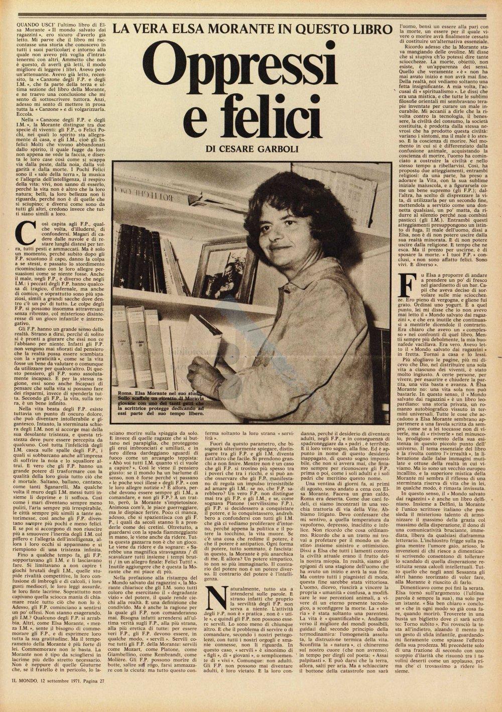 Elsa Morante La Storia Pdf