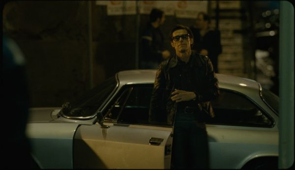 "Willem Dafoe-Pasolini in ""Pasolini"" di Abel Ferrara"