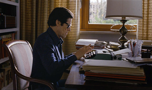 """Willem Dafoe in """"Pasolini"""" di Abel Ferrara (2014)"""