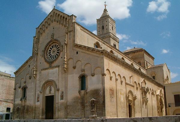 Il Duomo di Matera