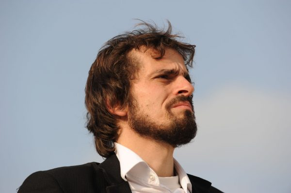 Daniele Salvo. Foto di Carmine Aniello