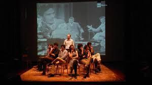"""""""Pasolini: a titolo personale"""". Foto di scena"""