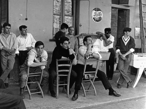 La Milano degli anni Cinquanta