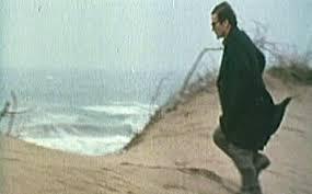 Pasolini sulle dune di Sabaudia