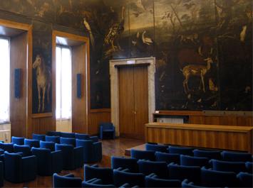 Biblioteca Sormani. Sala del Grechetto