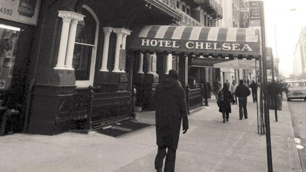 New York, Chelsea Hotel (1983)