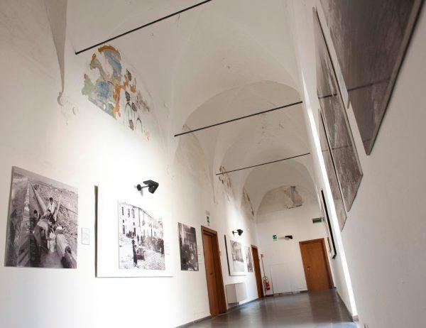 MOA di Eboli (Salerno). Interno