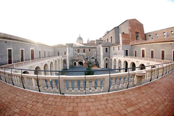 Catania. Palazzo Platamone