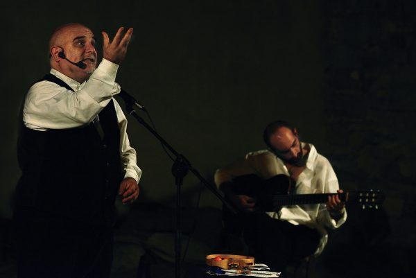 GIanluca Medas e Andrea Congia. Foto di Giulia Banditelli