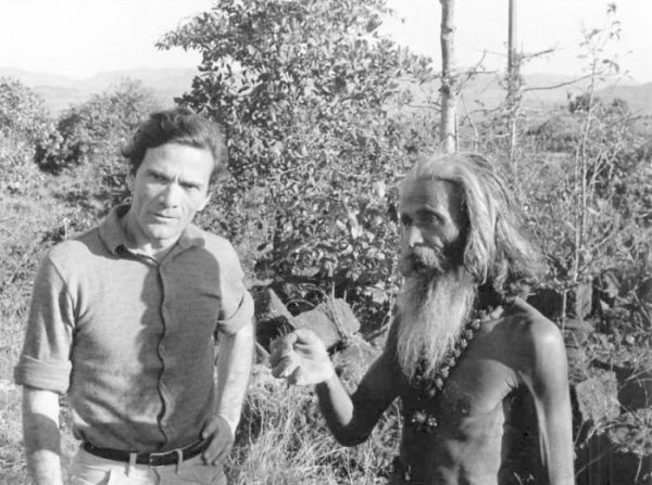 Pasolini in India (1961)