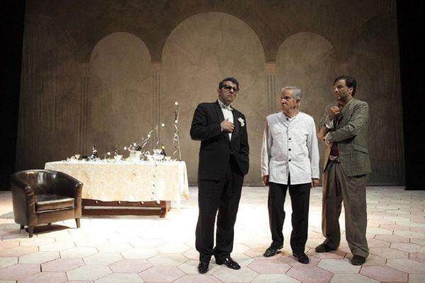 """""""Porcile"""" di Pasolini. Regia di Valerio Binasco. Foto Luca Del Pia"""