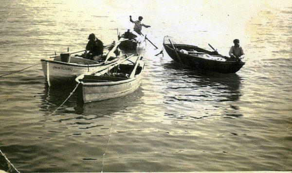 Pescatori anni Cinquanta