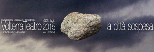 Volterrateatro 2015. Manifesto