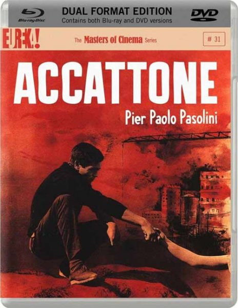 """""""Accattone"""". Locandina"""