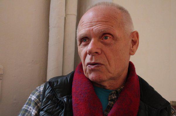 Carl Enrik Svenstedt