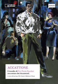"""""""Accattone"""". Copertina"""