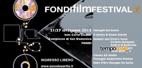 Fondi Film Festival. Manifesto