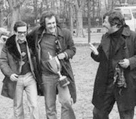 Pasolini e Bernardo  Bertolucci