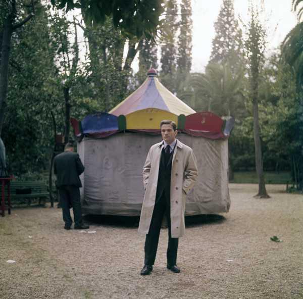 Pasolini a Roma, 1967 (Franco Vitale, Reporters Associati&Archivi Mondadori Portfolio)