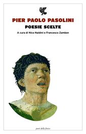 """""""Poesie scelte"""" (Guanda 2015). Copertina"""