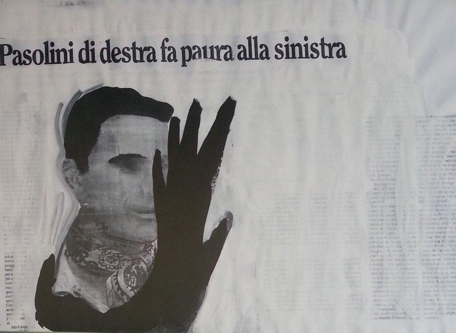Il ppp linciato e mistificato in una mostra curata da for Gianluigi toccafondo
