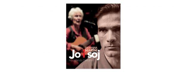 """""""Jo i soj"""" di Giovanna Marini. Manifesto"""