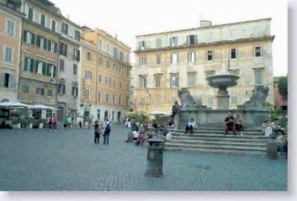 Roma. Trastevere