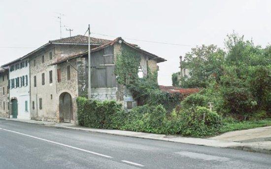 Un'immagine della vecchia Casarsa