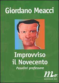 """Improvviso il Novecento"".Copertina"