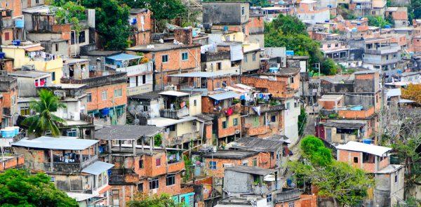 Rio de Janeiro. Favelas