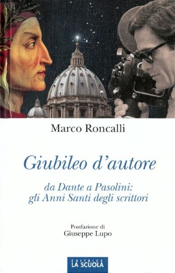 """Giubileo d'autore"" di Marco Roncalli. Copertina"