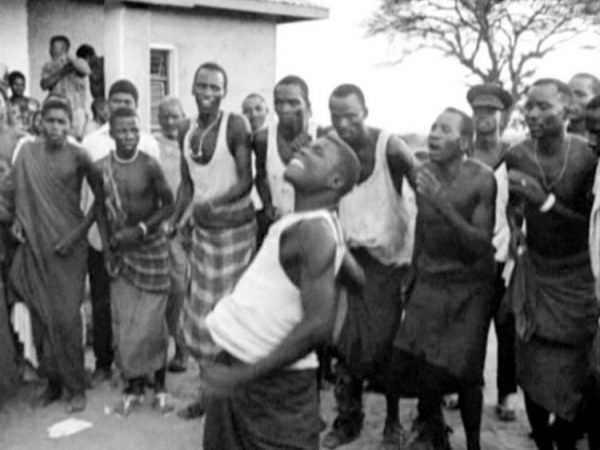 """Appunti per un'Orestiade africana"". Danze Wa-gogo"