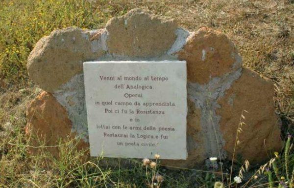 Idroscalo di Ostia. Scritte. Foto di Jordi Corminas i Julian