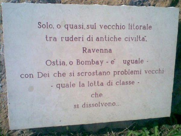 Ostia, Idroscalo. Foto di Francesco Pasqua