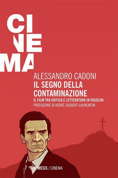 """""""Nel segno della contaminazione"""" di Alessandro Cadoni. Copertina"""