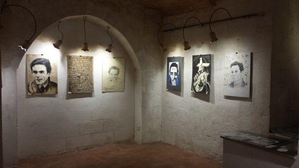 """Matera. Mostra """"Pier Paolo  Pasolini: il volto icona"""""""