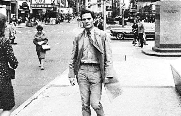 Pier Paolo Pasolini a New York (1966)