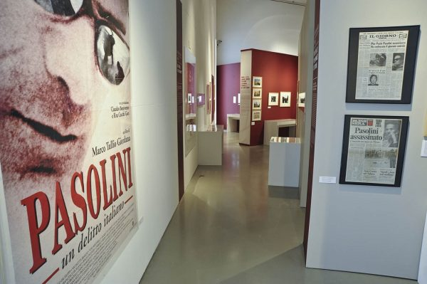 """Pasolini, una vita violenta"" a Lione"