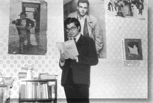 Dario Bellezza (1944-1996)