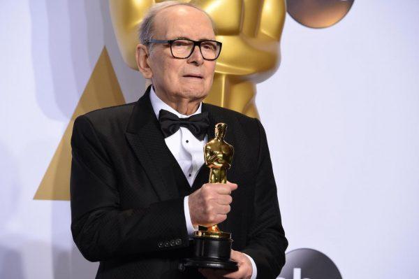 Ennio Morricone Premio Oscar 2016