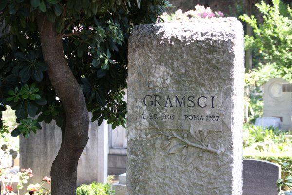 La tomba di Gramsci