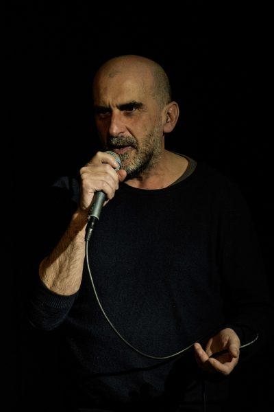 Toni Garbini. Foto di Tommaso Malfanti